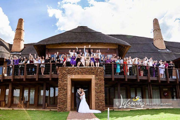 Askari Lodge Wedding – Sandra and Jaco