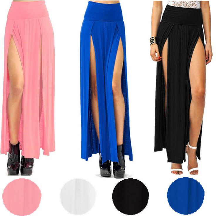 17 Best images about Double slit on Pinterest | Sexy, Grecian ...