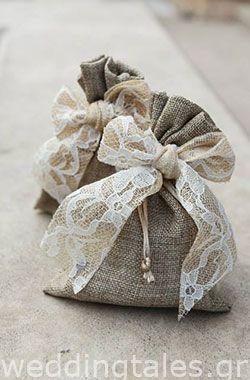 Μπομπονιέρες Γάμου: Mια κομψή μπομπονιέρα γάμου