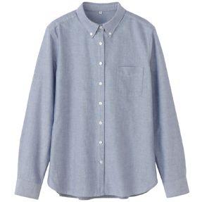 Button down oxford shirt | Muji
