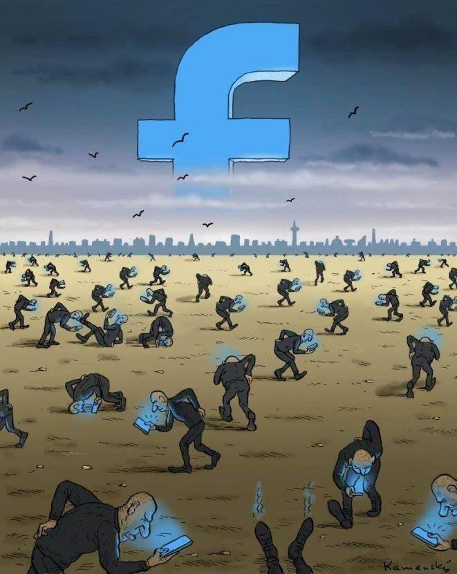 #Pawel #Kuczynski: Satirical Facebook Series. #Posfotografía