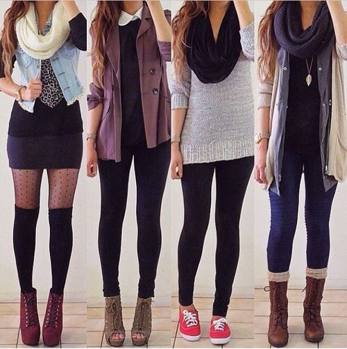 Cute Winter Outfits Teenage Girls-18 Hot Winter Fashion Ideas 81
