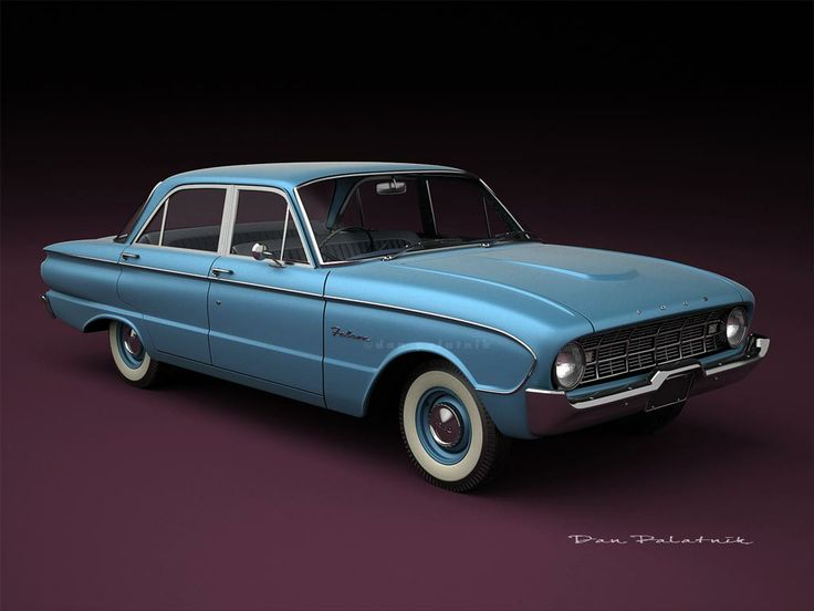 1960 Ford Falcon XK (Australia) - Taxi de Sydney, 1960  #ford #falcon #XK #sydney #australia
