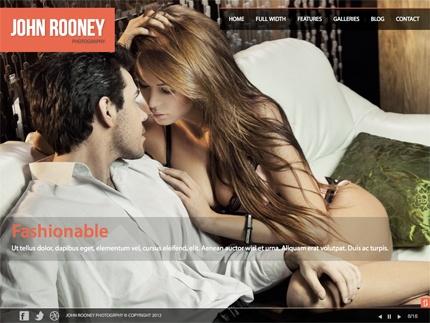 best dating web theme