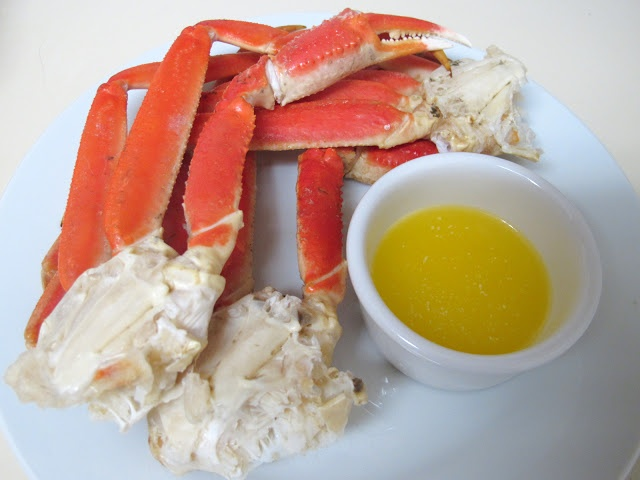 how to make snow crab legs