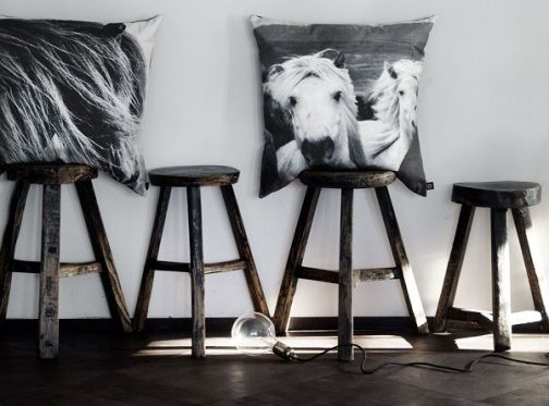 Love these By Nord Copenhagen cushions