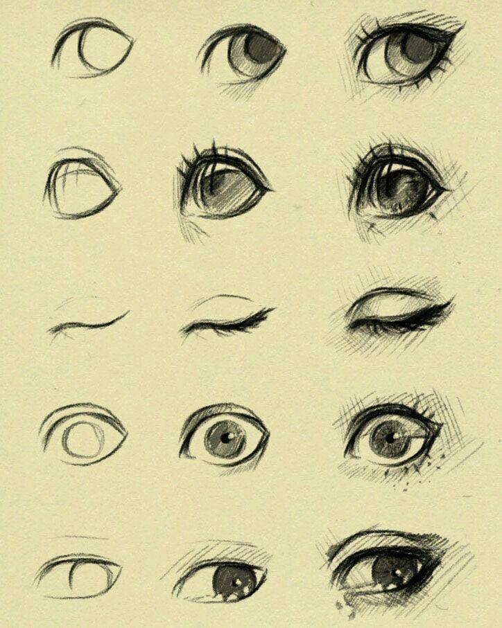 Augen zeichnen                                                                                                                                                                                 Mehr