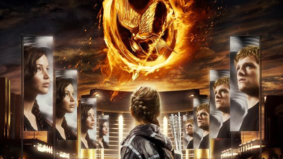 """The hit movie """"The Hunger Games"""" takes place in a dystopian future where the poor and wretched masses live under the high tech tyranny of a wealthy elite. Is the movie depicting the kind of society the elite is trying to establish for the New World Order?"""