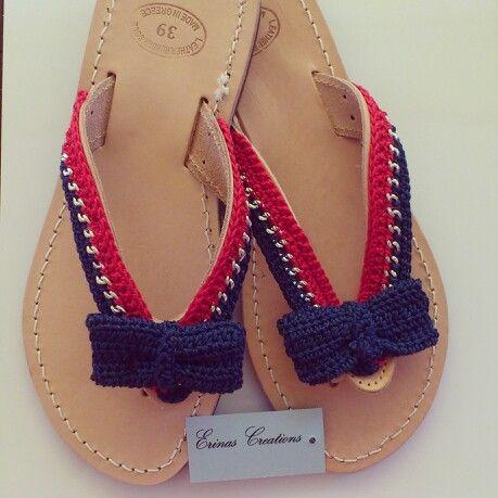 Marine sandals