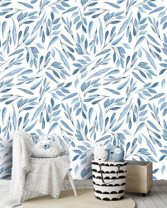 Removable Peel N Stick Wallpaper Self Adhesive Wall Etsy Peel N Stick Wallpaper Peel And Stick Wallpaper Wall Murals