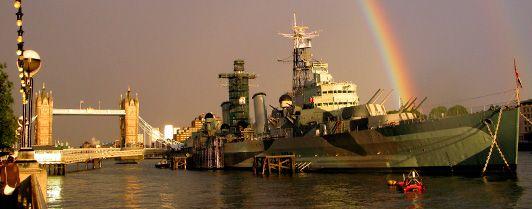 Крейсер «Белфаст» (HMS Belfast)