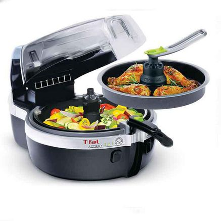 T-Fal® Nutritious and Delicious ActiFry 2-in-1