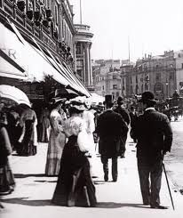 TAKING A STROLL THROUGH LONDON: 1899