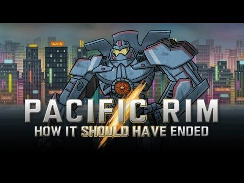 How Pacific Rim Should Have Ended