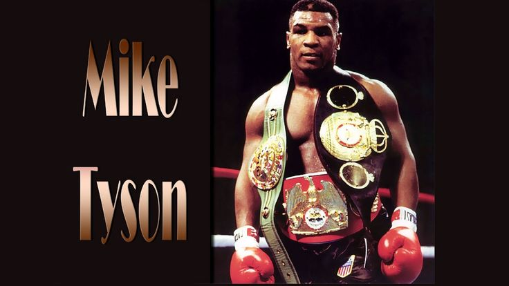 Mike Tyson ESPN SportsCentury Documentary
