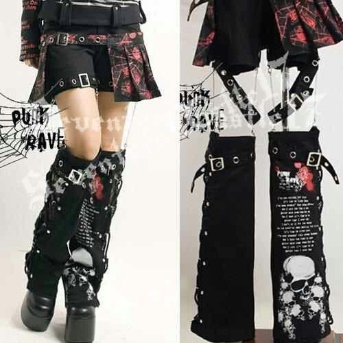 I love the half-skirt DIY possible