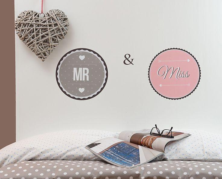 Tutte in offerta online su www.comprocomodo.it #stickers #camera da letto #arredamento #moderno #wallstickers #adesivi #adesividaparete #comprocomodo