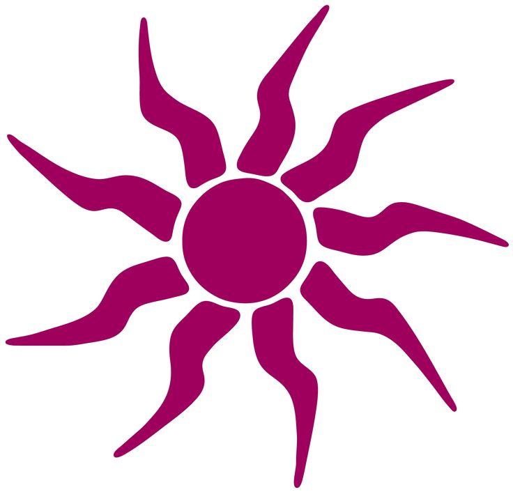 Sticker Soleil - Soleil 12