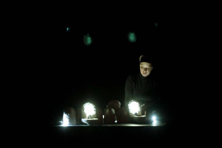 Naomi van Niekerk's 'Epitaph', picture by Lisa Skinner