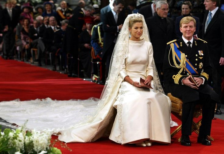 Wedding of Crown Princess Maxima and Crown Prince Willem-Alexander
