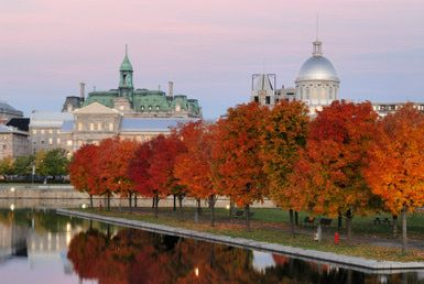 What's going on in Montreal in October