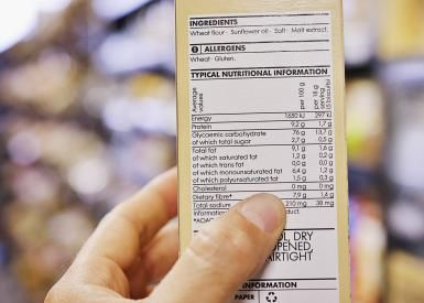 What Terms Mean 'Gluten' on Food Labels? Learn What's Safe and What's Not on a Gluten-Free Diet. Many tricky terms!