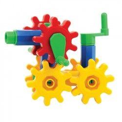 Witajcie,   Produkowane w Polsce Klocki Korbo już są u nas!   W zestawach znajdziecie koła zębate, korbki, łączniki czy podstawki.   Świetne klocki zarówno dla młodszych dzieci, które mogą wprawiać w ruch koło zębate rączką, jak również przedszkolaków w wieku 3, 4 lat oraz 5, 6 latków, które skonstruują bardziej skomplikowane budowle.  Buduj, zakręć i obserwuj!  http://www.niczchin.pl/249-klocki-korbo  #klockikorbo #klockikonstrukcyjne #klocki #niczchin #krakow