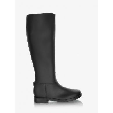 Kalosze Smooth Black Wellingtons