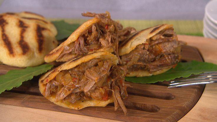 Talk Food Festival: Lorena Garcia - The Talk - CBS.com Recipe for Carne Mechada