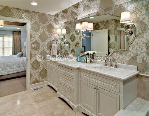 En Yeni banyo duvar kağıtları Resimleri