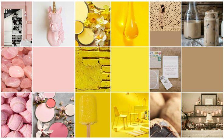 От розового кварца до кофе со льдом: 10 популярных цветов 2016