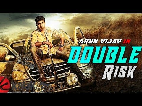 Double Risk is a 2017 South Indian Movies Dubbed in Hindi Full Movie 2017 New – Neo Noir Action Thriller Blockbuster Starring Arun Vijay.  Selva (Arun Vijay) owns a travel agency in Chennai. He dreams to make it big in life and is all set to marry his lover Priya (Mamta Mohandas). The city... https://newhindimovies.in/2017/07/08/double-risk-2017-latest-south-indian-full-hindi-dubbed-movie-arun-vijay-dubbed-action-movie/