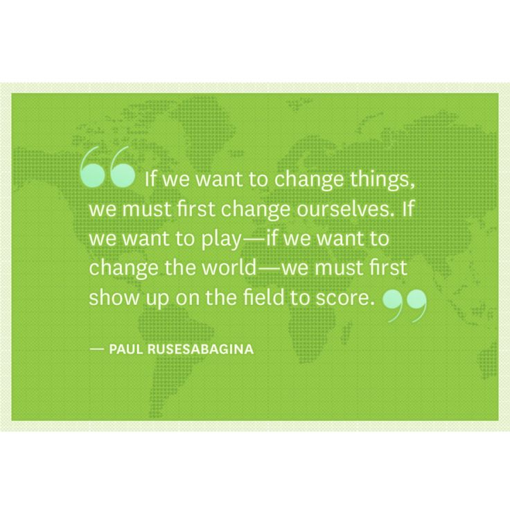 Change The World Change Yourself Quote: 1000+ Quotes About Changing Yourself On Pinterest