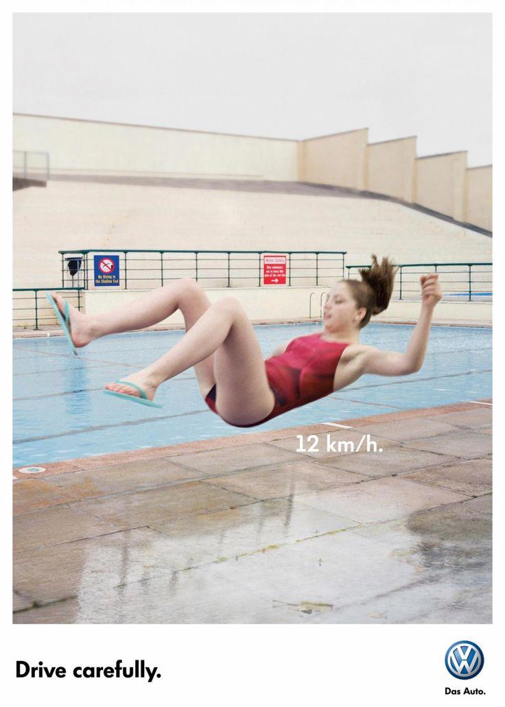 Creative Ads for Volkswagen