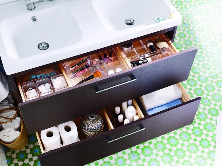 Ikea Alang Floor Lamp Nickel Plated Gray ~ Ikea Godmorgon sink cabinet  nifty idea Bathroom Organizations