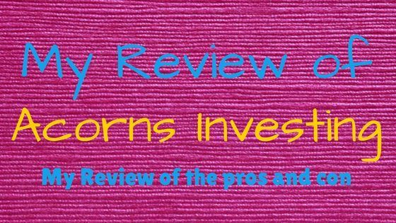 Take a look at my honest acorns review after having had it for several months. It is definitely has it's pros and cons. Check it out and get $5!