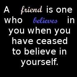 citate despre prietenie