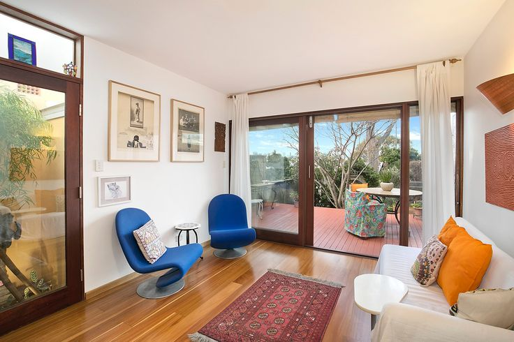 Uniquely enhanced home where space and light are brilliantly maximised for smart living. - 41 Starling Street Lilyfield at Pilcher Residential