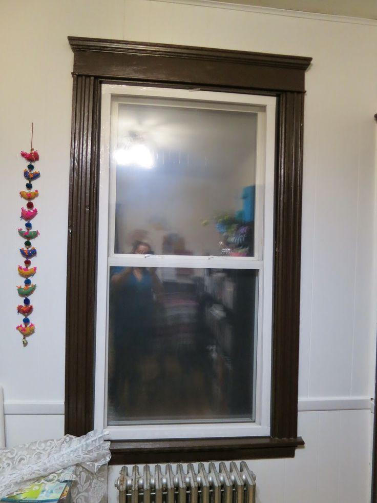 how to repair old window screens
