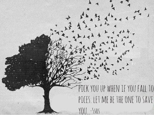 Unpredictable - 5 Seconds of Summer: One Day, Tattoo Ideas, Inspiration, Quotes, Dream, Tattoos, Art, Trees