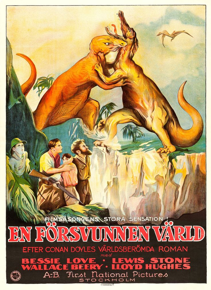 1925 - THE LOST WORLD - Harry O. Hoyt