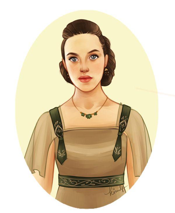 Lady Sybil by kimpertinent.deviantart.com on @deviantART