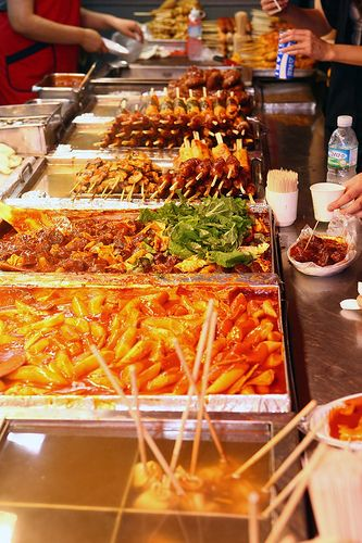 Street food in Korea. Four seasons and all year round favorite. Be in a crowd and experience life like a local!