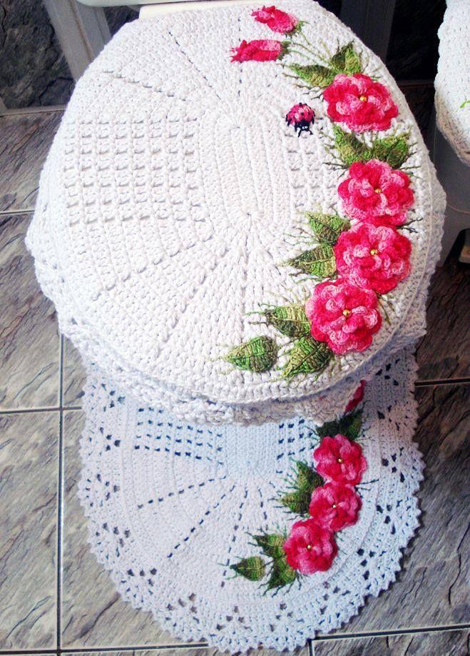 395 Best Set De Ba 241 O De Crochet Images On Pinterest