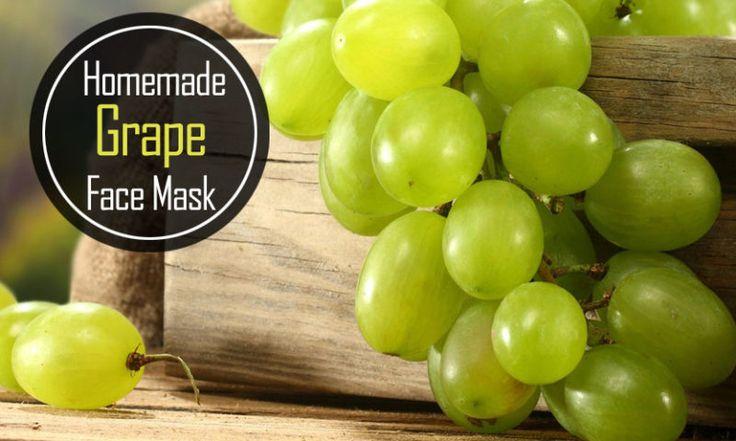 Grapes for Skin – Best Homemade Grape Face Mask for all Skin Types