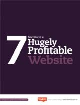 Free eBook: 7 Secrets to a Hugely Profitable Website