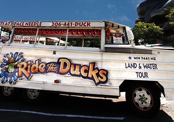 A User's Guide to Seattle's Tourist Attractions - New to Town - The Stranger