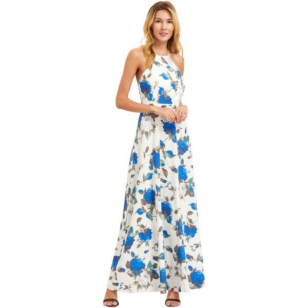 1000  ideas about Halter Neck Maxi Dress on Pinterest - Halter ...