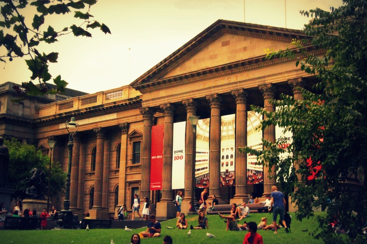 Victorian State Library