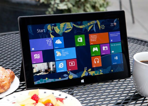 Five usability tips for Microsoft's Surface RT